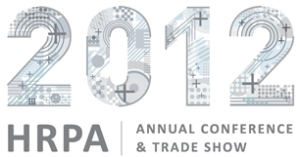 HRPA 2012 Conference and Trade Show